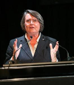 Christa Thoben, Ministerin für Wirtschaft, Mittelstand und Energie des Landes Nordrhein-Westfalen