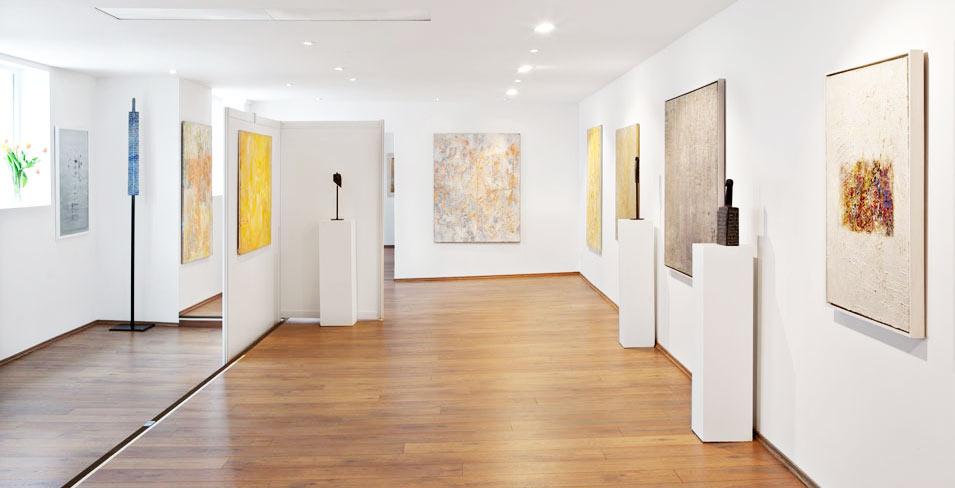 Künstler Portrait, Kunst Repro, Ausstellungsdokumentation,