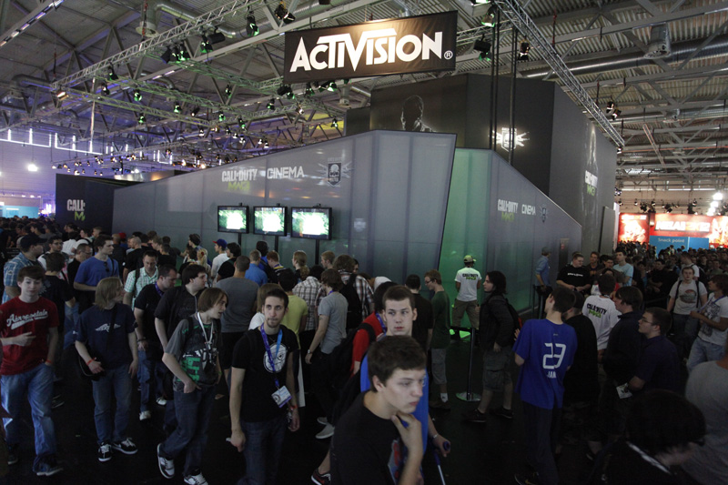 GamesCom Messe